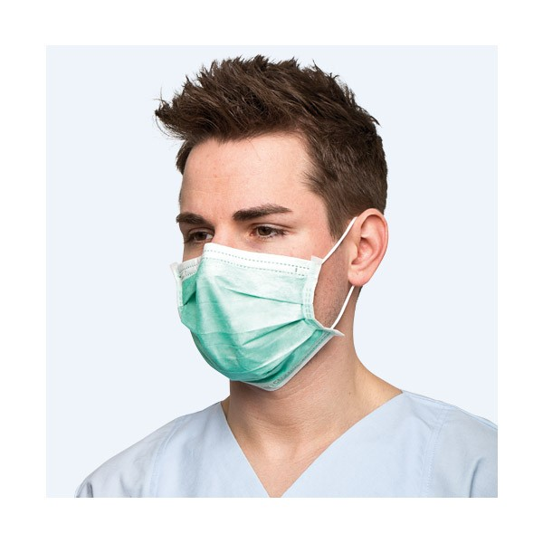 Fighting COVID-19 With IIR: The Right Medical Surgical Face Mask for the Right Protection