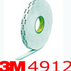 3M® 4912 VHB Double Sided Acrylic Foam Tape 19mm x 2mm x 16.5m