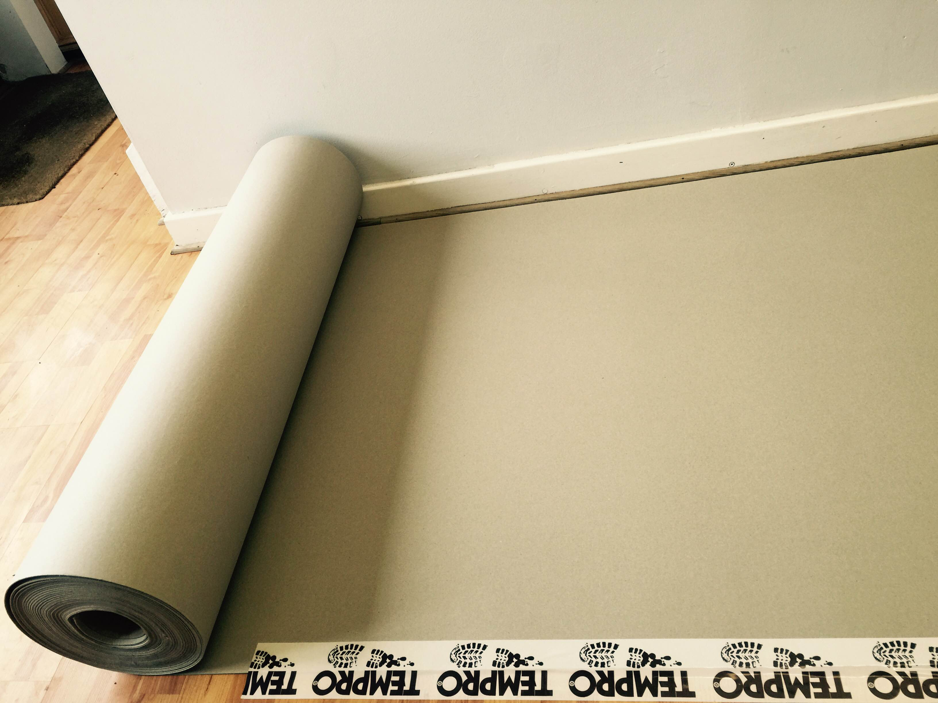 Builders Board® Super Heavy Duty Floor & Surface Protection