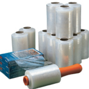 Handy Wrap Small Mini Pallet Film Rolls 100mm x 150m