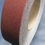 Anti Non Slip Skid Grip Tape Self Adhesive Brown 25mm x 18m