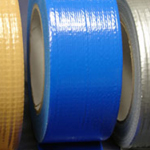 "Cloth Tape Adhesive Blue 2"" x 45m"