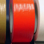"Cloth Tape Adhesive Red 1"" x 45m"