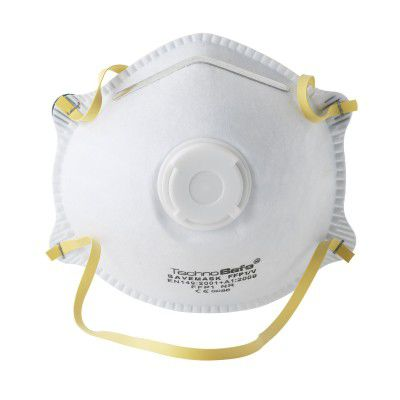 Face Mask FFP1 P1 VALVED Respirator (Box of 5)