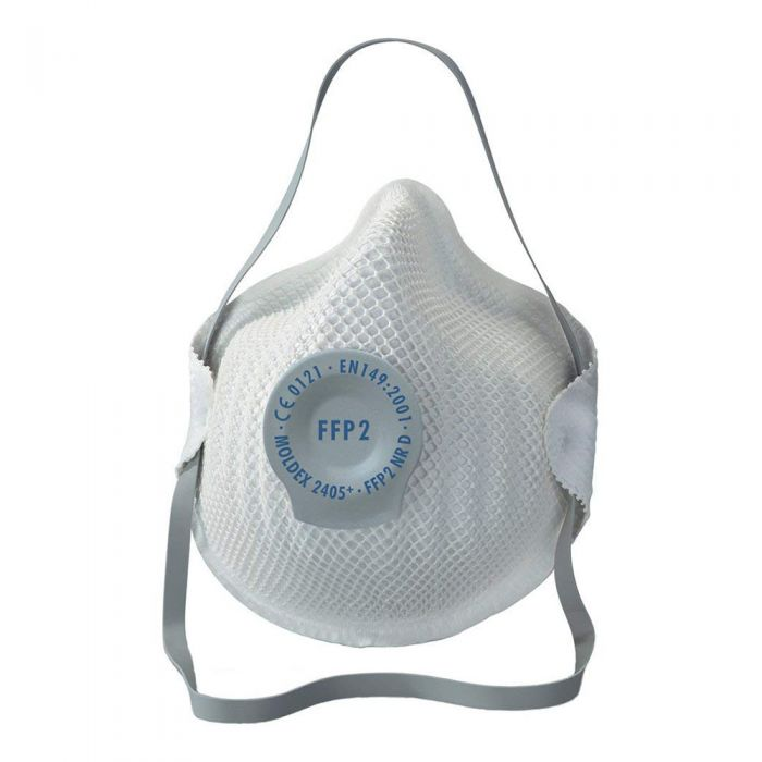 N95 Face / Dust Mask Respirator With Valve (5)