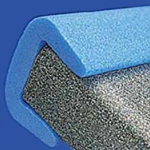 "Foam Edge Protector ""U Profile"" To Fit Thickness 40mm-60mm"