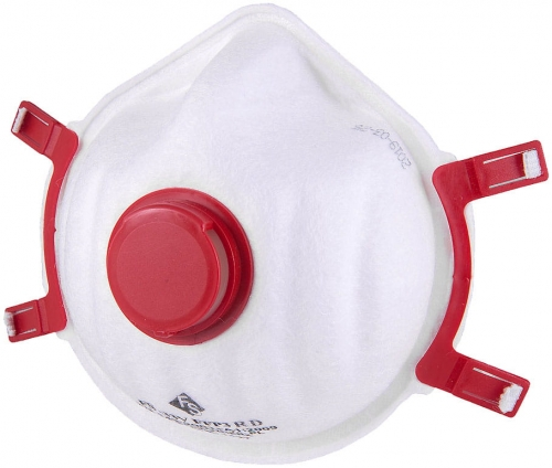 FS FFP3 R D P3 Respirator Face Mask With Valve (box of 5)