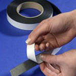 "Titan Magnetic Magnet Tape Strip Roll Adhesive 12.5mm x 1.5mm x 30m Type ""A"""