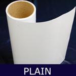 Steel Sheeting Plain White 800mm x 5m